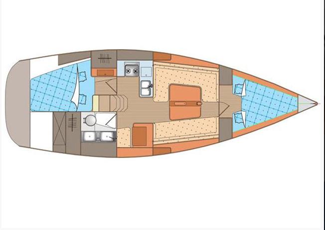 Elan 340 Cruiser