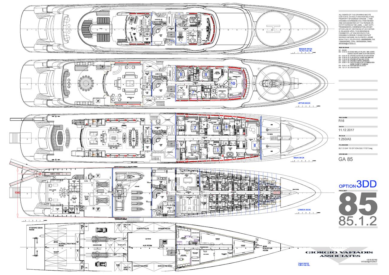 Golden Yacht 278